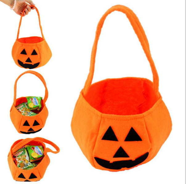 Halloween Candy Tote