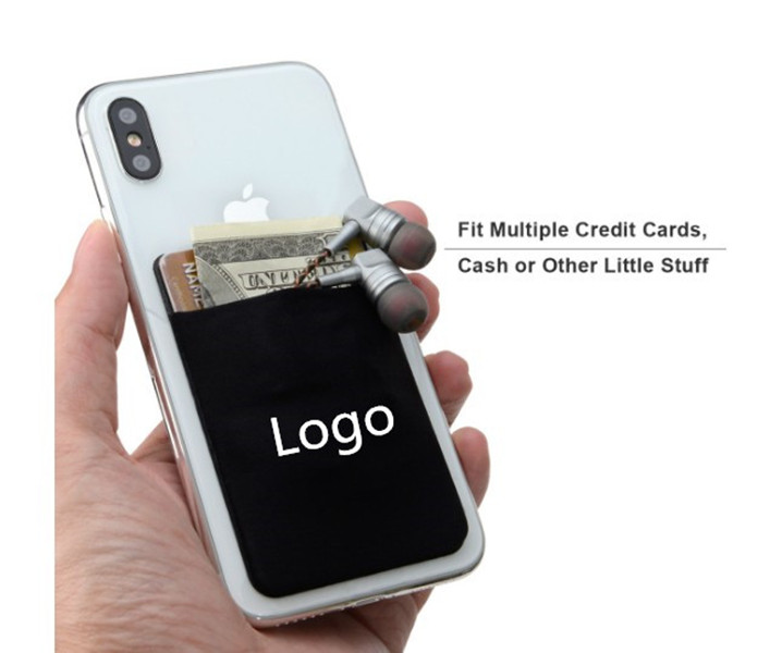 RFID Lycra phone pocket