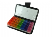 Extra Large 7-Day Pill Organizer with Case