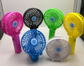 Mini USB Fan Battery Portable Hand Fan