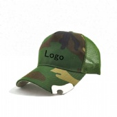 Bottle Opener Mesh Baseball Cap