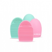 Silicone Cosmetic Brush Clean Egg