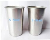 304 Stainless stadium beer cup