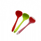 Nonstick Silicone  Spoon