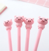 Cute Pig Shaped Gel Pen