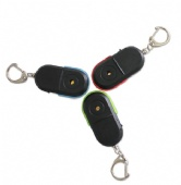 Sound Control Key Chain With LED