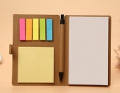 Notebook&Sticky note set