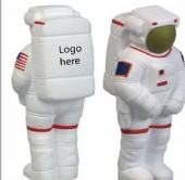 Astronaut shaped stress reliever