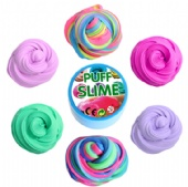 Puff Slime Stress Reliever Toy