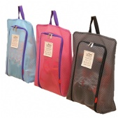 Polyester Travel Shoes  Storage Bag
