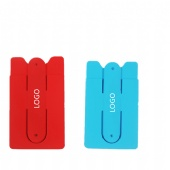 Silicone Mobile Phone Bracket Jacket