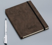 Retro PU Leather A5 JournalBook Gift Set