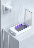 UV disinfection sterilization box