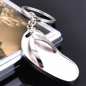 Stainless Steel Metal Key Chain