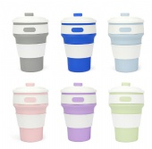 Multifunction Foldable Silicone Cup
